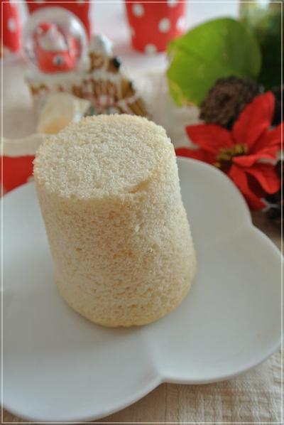 豆乳メレンゲの紙コップシフォン研究2【レシピ】 by ソラさん