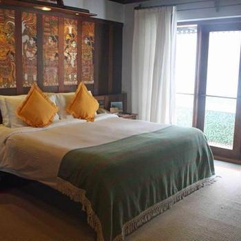 南インド、ケーララ州クマラコムのリゾートホテル