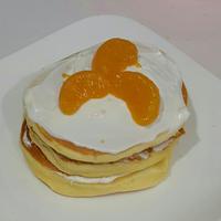 みかんヨーグルトチーズケーキ