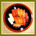 リクエストの握り寿司
