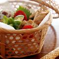 甘鯛と・・蓮根饅頭・さつま芋ごはん・・お弁当&日常♪
