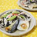 健康パワーが凄い!! 常備品の乾物で作る♪焼きサバの乾物生姜風味あんかけ