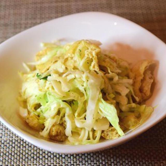 キャベツがあれば、副菜1品追加。千切りにお家の調味料まぜるだけ|恵方巻きと細巻を今年は手作りに挑戦