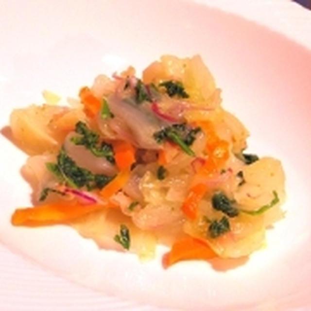 レシピ追記編、柚子胡椒の和風コールスロー、黄トマトとモッツァレラの冷製パスタ