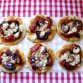 発酵なしのミニピザ。 by きー。さん