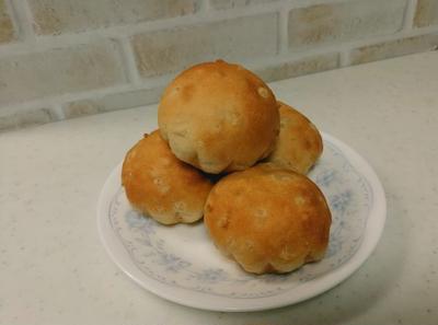 「スーパー玄米パン」を作ってみた 元気のない米粉の再活用策編