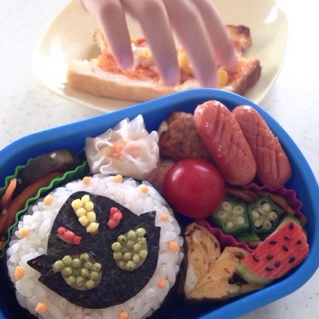 [ちょこっとレシピ付き☺︎]夏のお弁当アイディア♡