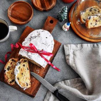 【cotta】ハニーナッツシュトーレンの作り方*クリスマス*