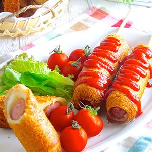 「食パン」が10分でおやつに早変わり!超簡単・お手軽レシピ7選