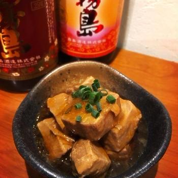速攻作れて簡単美味しい!カツオの生姜煮