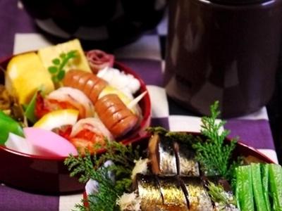 >◆弱い魚弁当と、今週の1本。 by そーにゃさん