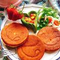 【レシピ動画】レコルトスマイルベイカーでアーモンドパンケーキ by Misuzuさん