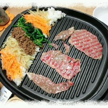 *焼き肉*
