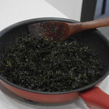海苔の常備菜