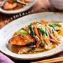♡鮭の中華野菜あんかけ♡【#簡単レシピ#時短#節約#魚#ヘルシー】