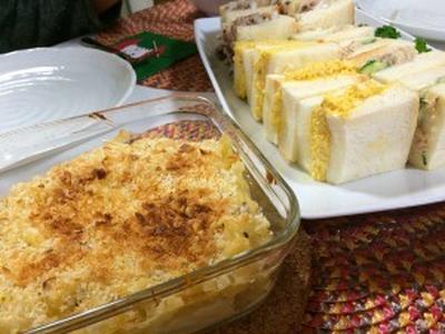 アメリカの定番 ベークトマカロニアンドチーズ Baked Macaroni and Cheese