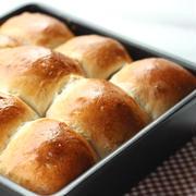 メープルとクルミのふんわりちぎりパン