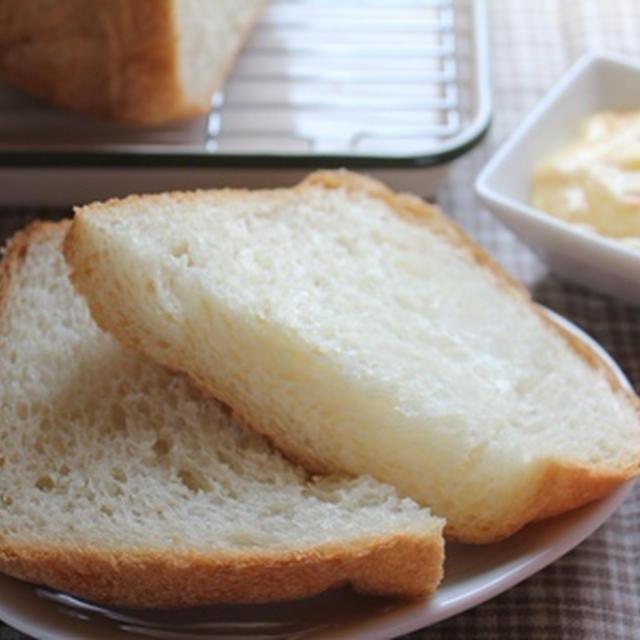 ママレードバターとふんわりパン