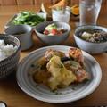 【鮭とじゃがいもの和風チーズソース】#アスリートに嬉しいおかず …朝ごはんとお弁当
