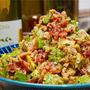 【レシピ】ツナとアボカドの梅肉おかか和え