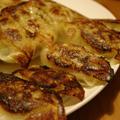 シンプル肉餃子