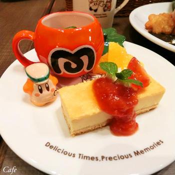 東京スカイツリータウン・ソラマチ「Kirby Cafe☆カービィカフェ」に行ってきました!
