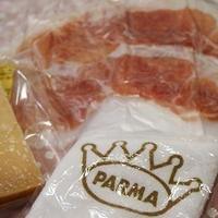 本物の味と香りを堪能!パルミジャーノ・レッジャーノ&パルマハムのイベント③