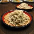 蕎麦打ち道場 in 隣組 by あきらさん