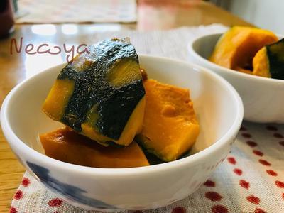 上品なケーキのような味がするらしい。かぼちゃのバター醤油煮/かぼちゃの煮方のコツ