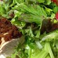 蒸し鶏+奈良漬ペースト