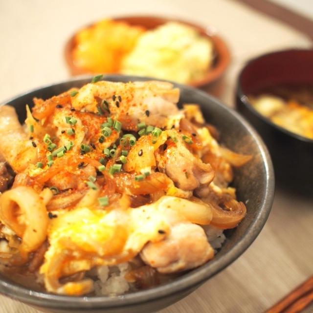 【主食】黄金比率!定番の親子丼をぐんと美味しくするレシピ♡白だしとめんつゆで♪