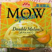【数量限定】セブン限定 森永 MOWスペシャル ダブルメロン