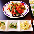 辛いよ辛すぎるよ!!粗挽きウインナーと夏野菜のチリ炒め♪ by みなづきさん