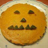 かぼちゃのヨーグルトケーキ