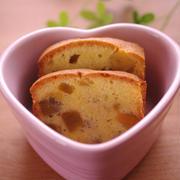 安納芋たっぷり♪しっとり甘いパウンドケーキ