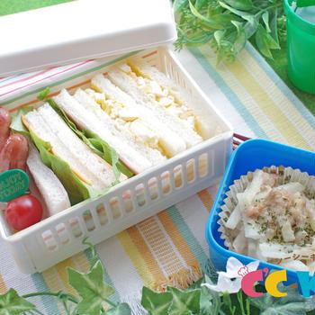 5月の子ども料理教室CC-Kidsメニュー