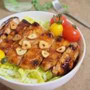 がっつり食べたいときに!ボリューム満点「トンテキ丼」レシピ