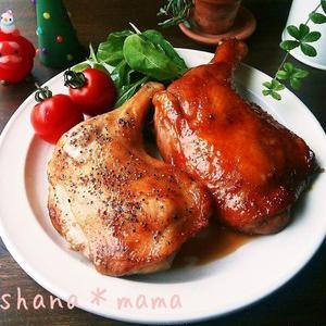 クリスマスに食べよう♪オーブンで焼くだけの簡単チキンレシピ