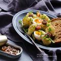 カリフラワーとアンチョビの温サラダ