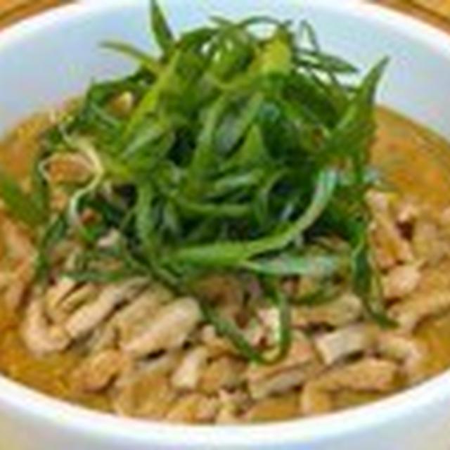 和風カレーうどんの簡単料理レシピ