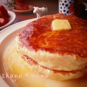 ふわふわ&もちもち食感が新しい!「餅入りパンケーキ」レシピ5選