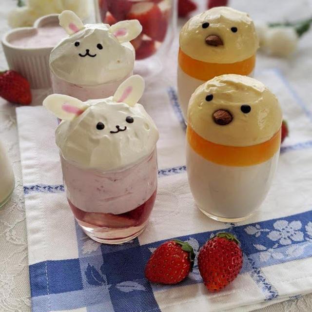 Happy Easter*レシピあり