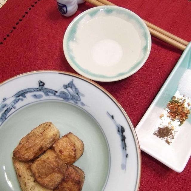 カリほく美味しい★里芋の素揚げ
