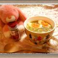 花椒香る『もやし春雨スープ』鶏ひき肉でヘルシー仕立て by チョピンさん