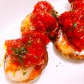 【フォトジェニック】しいたけで海老とチーズのピリ辛ピンチョス#おもてなし料理#エスニック