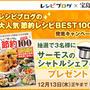 レシピブログの大人気節約レシピBEST100 先行予約開始!