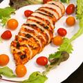 魚焼きグリルで即席♪簡単☆鶏むね肉のタンドリーチキン