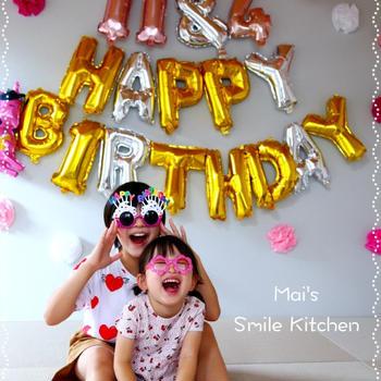 ◆ 11歳&4歳の誕生日 ◆