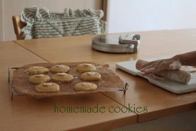 クッキー作り★