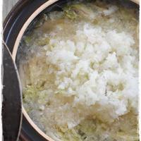 鍋の季節!白菜と豚肉のミルフィーユエスニック風みぞれ鍋|ヤマキだし部